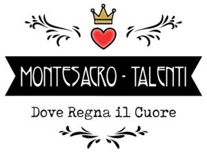 Montesacro Talenti - Terzo Municipio Roma - Dove regna il Cuore - Logo - COLORE