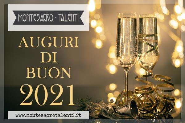 2020 Che tu sia BANNATO - Buon 2021