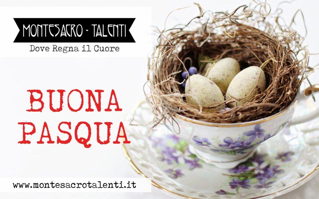 Buona Pasqua a tutte le amiche e gli amici del Terzo Municipio e non solo